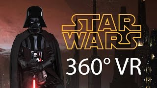 STAR WARS 360 VR - Hunting of the Fallen thumbnail