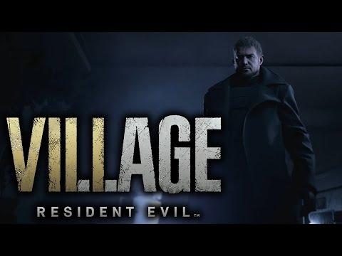 chrisposting resident evil 8