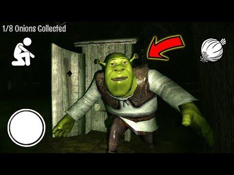 Shrek Became A CREEPY HORROR GAME!!! | Swamp Simulator