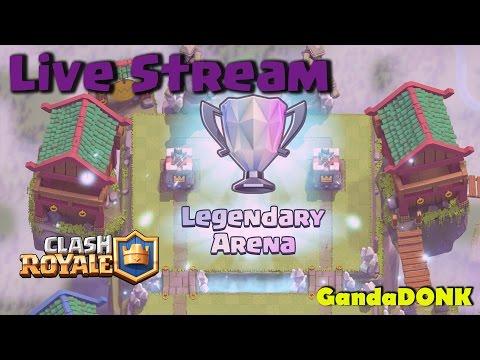 Live Stream Sampe sahur - Clash Royale Indonesia