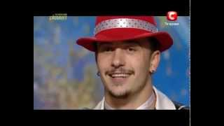 Україна має талант 4 сезон дует GOLD ART(shpatykovskyi@gmail.com http://www.facebook.com/groups/207325466052129/ Україна має талант 4 Одеса Ukraine's Got Talent 4 Odessa Украина мае ..., 2012-03-17T21:30:21.000Z)