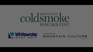 Kootenay Coldsmoke Powder Fest