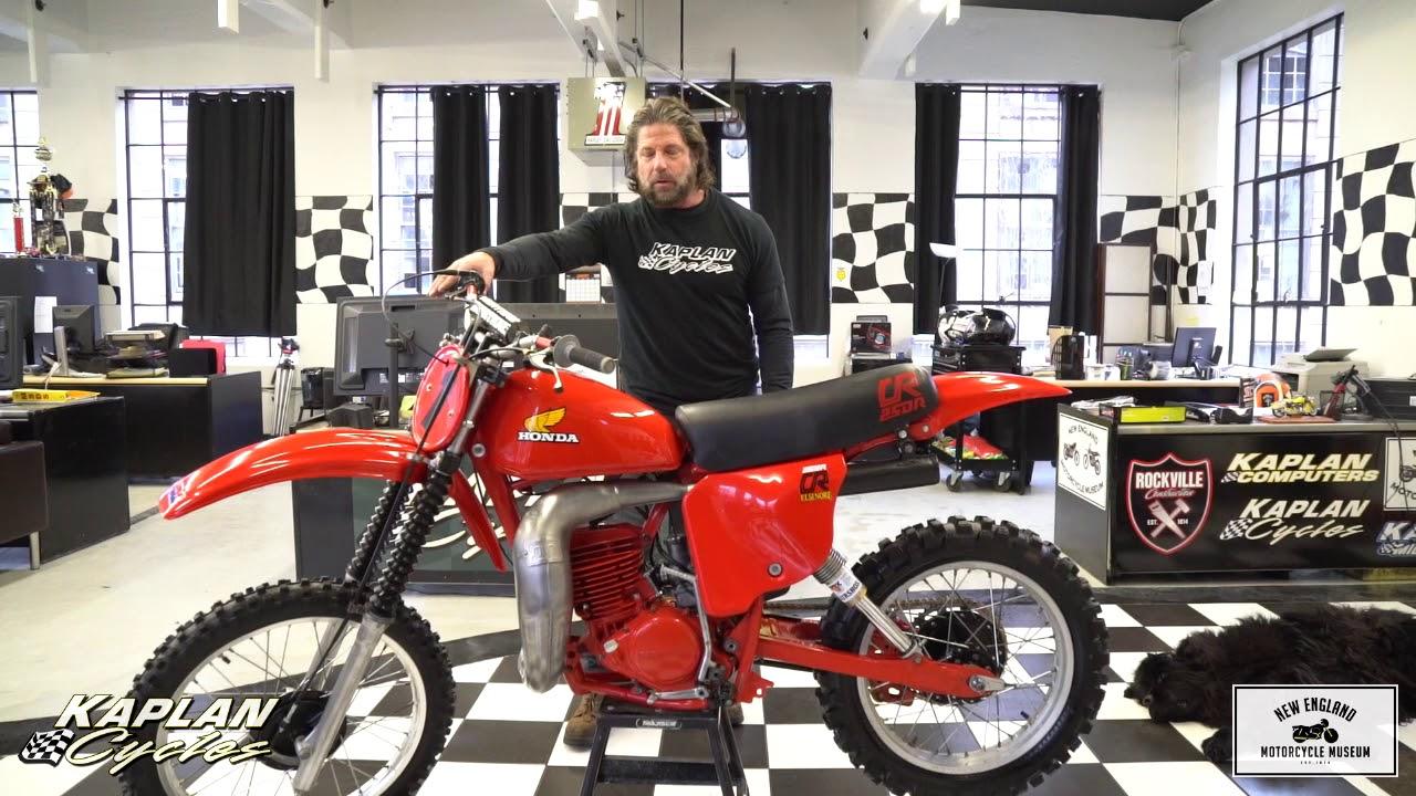 1979 Honda Cr250 Elsinore Fox Shocks Dg Pipe Youtube Dirt Bike 125