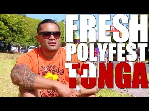 Fresh Episode 21 - Polyfest Tonga: Charlie Pome'e