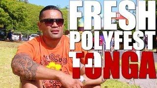 Fresh Episode 21 - Polyfest Tonga: Charlie Pome