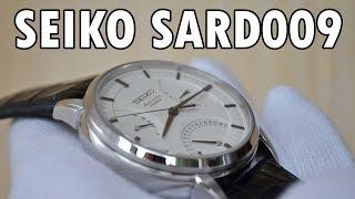 обзор Seiko Presage SARD009 / Модель 2015 года