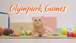 Full 2021 Olympurk Cat Games Opening Ceremony