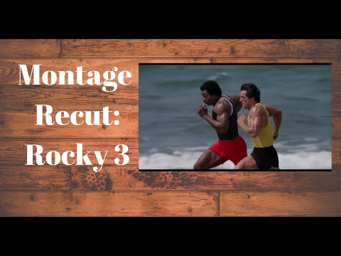 Rocky 3 with Youre the Best Around