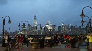 4th of July, 2016 NYC Fireworks from Liberty State Park, New Jersey - HD