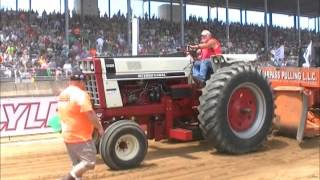 15,000LNO SPEED LIMIT FARM STOCK TRACTORS AT THE 2014 ELKHART COUNTY, INDIANA FAIR GOSHEN, IN JULY 2