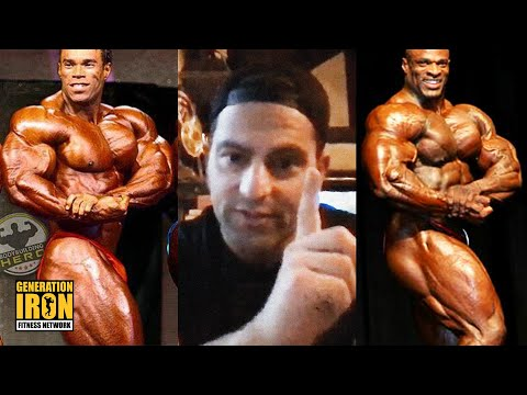 Arash Rahbar: The 90s Had The Most Genetically Gifted Bodybuilders Ever All At The Same Time
