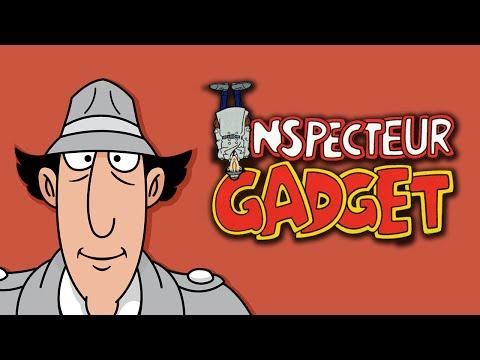 Inspecteur Gadget - Générique TV (HQ)