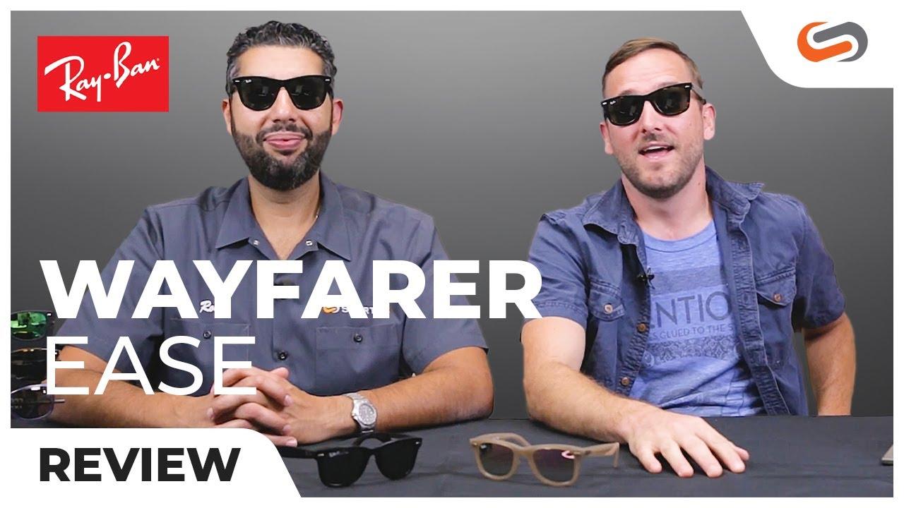 a9c8f35f8e Ray-Ban (new) Original Wayfarer Ease 4340