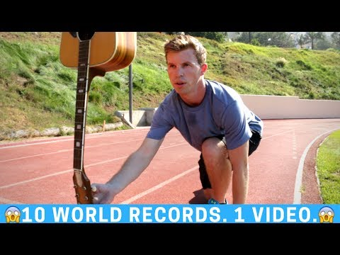 1 Video. 10 WORLD RECORDS!!!
