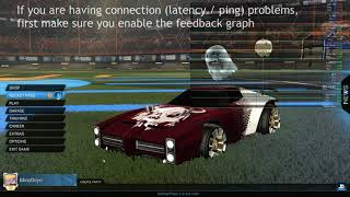 Rocket League Lag, Ping, FPS Performance Fix