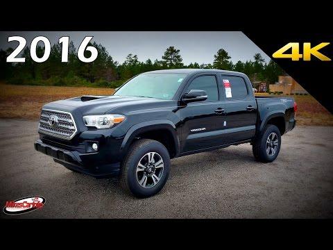 2016 Toyota Tacoma TRD Sport - Ultimate In-Depth Look in 4K