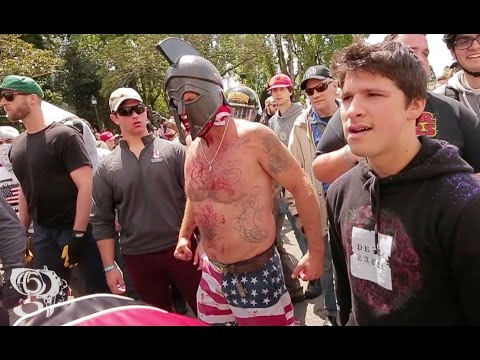 "JUDGMENT DAY: ""The Death of the Left"" Berkeley, Ca 15/04/17"