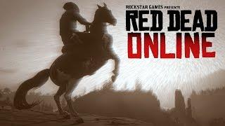 Le Retour De John Mc BuBu - Red Dead Online En Coopération