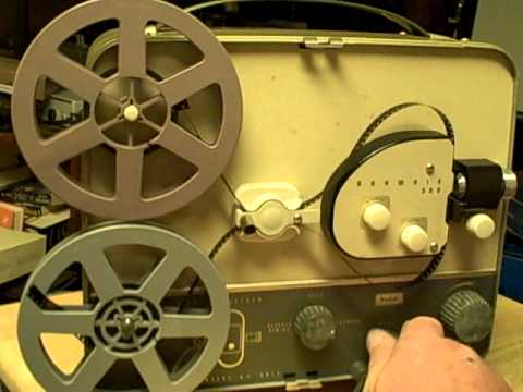 Kodak Brownie 300 8MM Projector