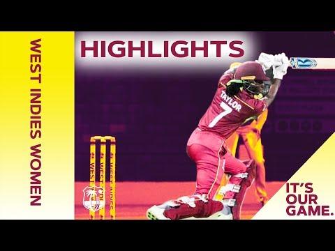 West Indies Women vs Australia Women | 2nd T20 2019 - Highlights