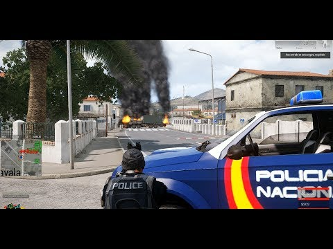"DIRECTO POP ALTIS LIFE   "" POLICE IN ACTION  "" Parte 42"