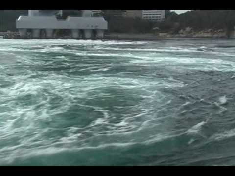 Whirling Waves in Naruto Strait / 咸臨丸で行く鳴門海峡の観潮