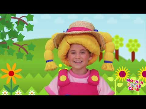 Mary Mary Quite Contrary HD   Mother Goose Club Songs for Children JbKgJgS6fu8