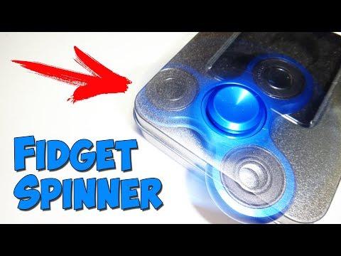 Fidget Spinner из Китая | Спиннер типа антистресс