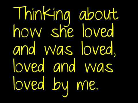 She Was The Best - The Green with Lyrics