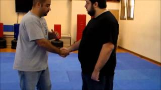 Aggressive Handshakes