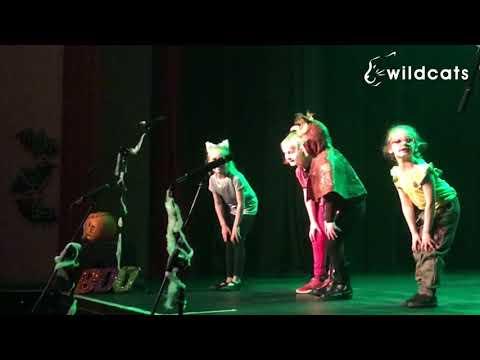 The Gruffalo - Stamford Tuesday Minis - Wildcats Theatre School
