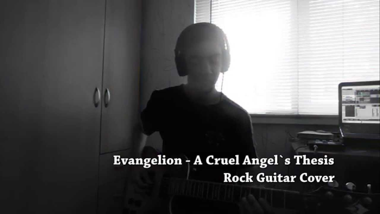 The cruel angel thesis opening