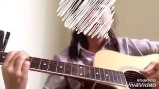 CÙNG ANH - Ngọc Dolil || Guitar Cover