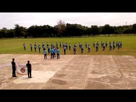 Iligan Capitol College Silent Drill  2016
