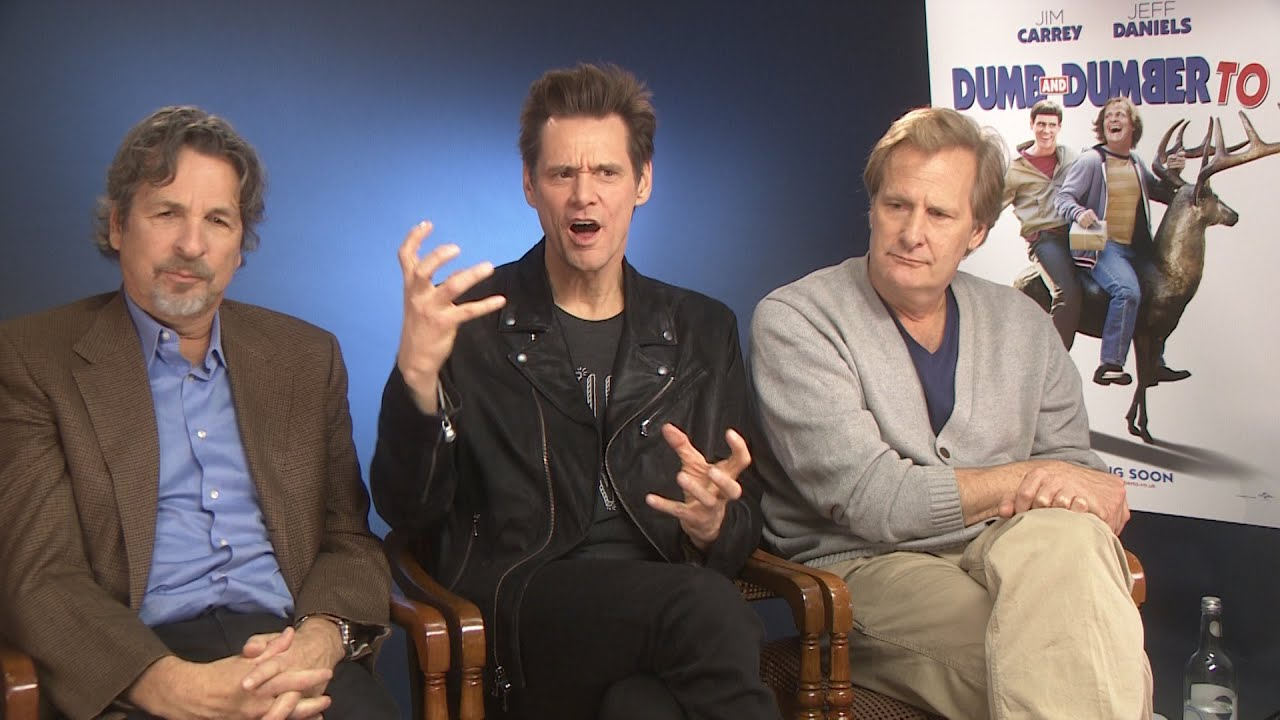 What The Cast Of 'Dumb And Dumber To' Have Learnt In 20 Years