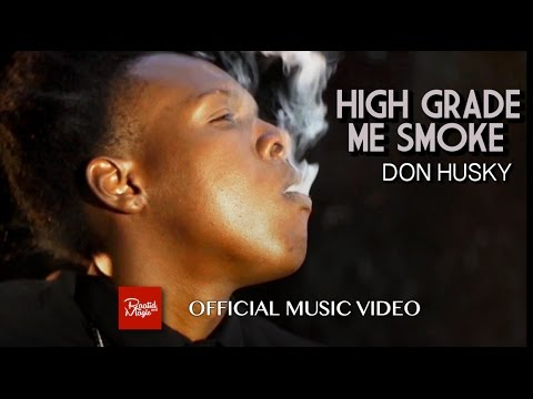 DON HUSKY - HIGH GRADE ME SMOKE - DOWNSOUND RECORDS