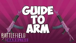 Guide to ARM Battlefield Hardline | How to complete Operator Syndicate Challenge BFH GAMEPLAY