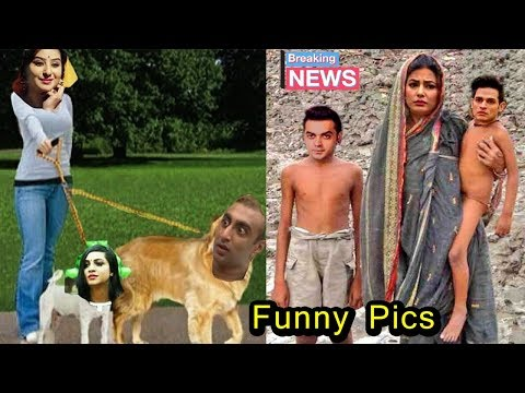 Thumbnail: Big Boss 11 - Most Funny Pics Of Big Boss Contestants and Bollywood Celebs