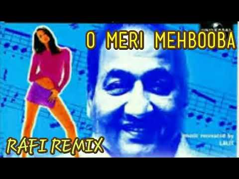 O Meri Mehbooba Mehbooba Mehbooba | Rafi Remix | ओ मेरी महबूबा महबूबा महबूबा | मो० रफी | Round2Music