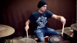 Igor Chi1i - 3+1 break (12 эпизод, drum lessons)