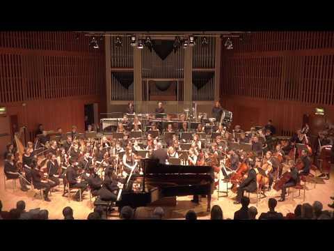 11-03-2017 University of York Symphony Orchestra