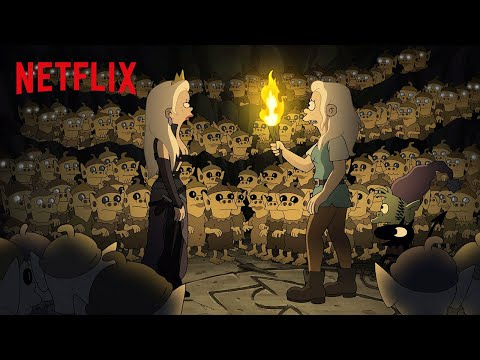 Disenchantment | Part 3 Announcement | Netflix
