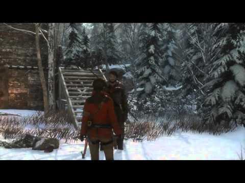 Новая 15-минутная демонстрация геймплея игры Rise of the Tomb Raider на Xbox One