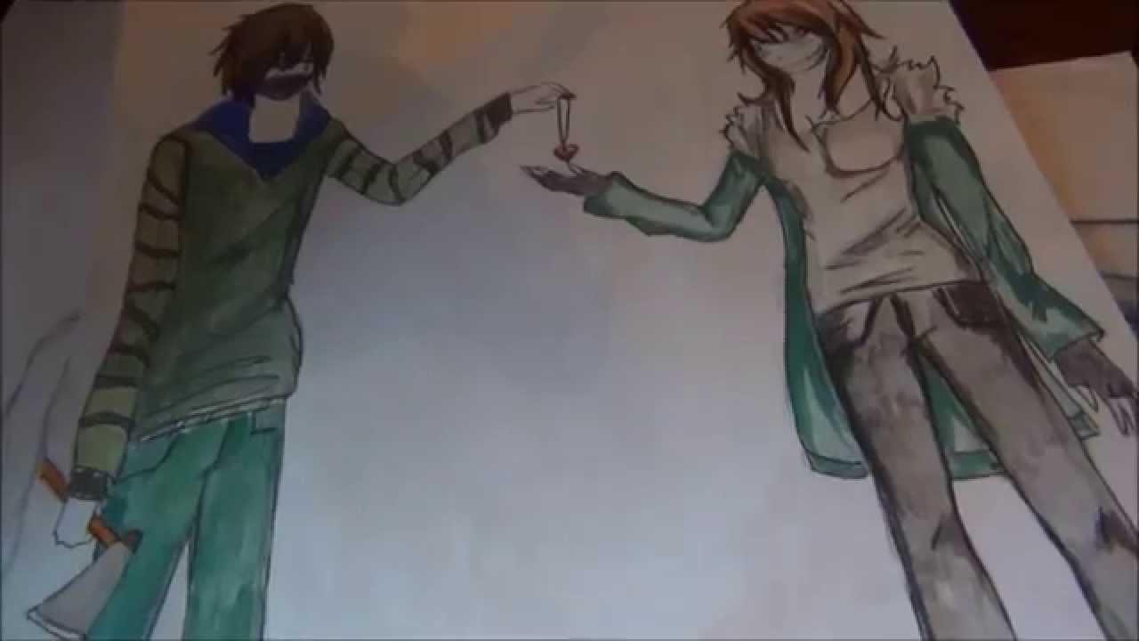 аниме рисунки картинки