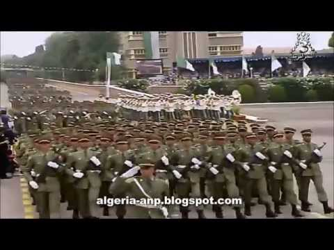 تحيا الجزائر و أبنائها  Algerian Army