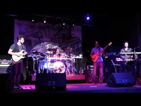 Anthony Crawford with Virgil Donati Band/ In This Life Tour