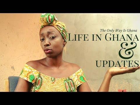 Life in Ghana Updates: Light Off, Uber & More