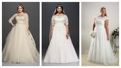 Plus Size Wedding Gowns To Flatter Every Curvy Girl
