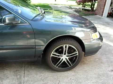 1996 Honda Accord Lx >> 1996 Honda Accord Lx - YouTube