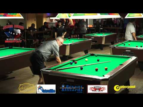 #2 - Terry YOUNG Vs Greg SANDIFER - Norris 9-Ball • 2017